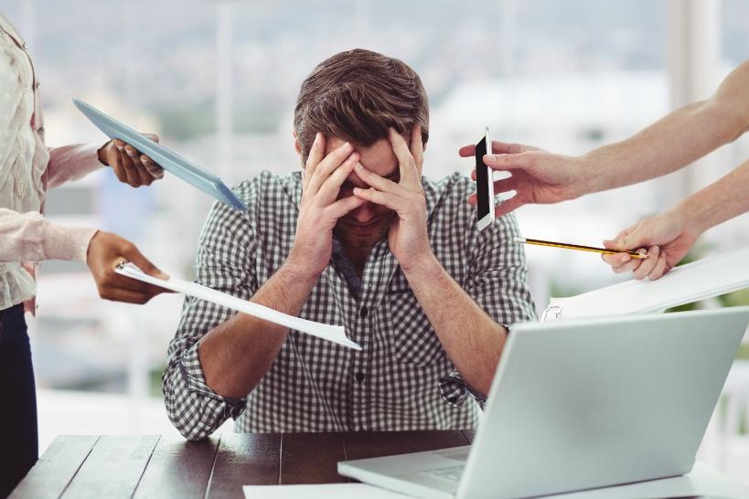 仕事を辞めたいと思ったときは、まずはストレスを解放してあげて