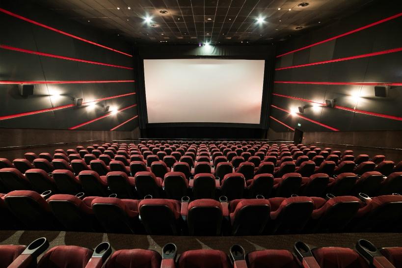 ストレスの発散方法③ 映画館へ行く