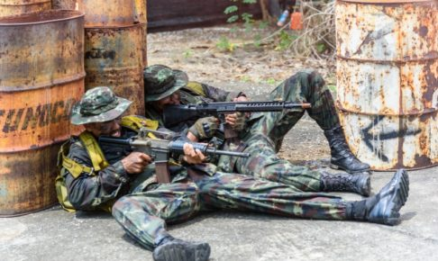 自衛隊で退職希望。引き止めにあった場合の対処方法