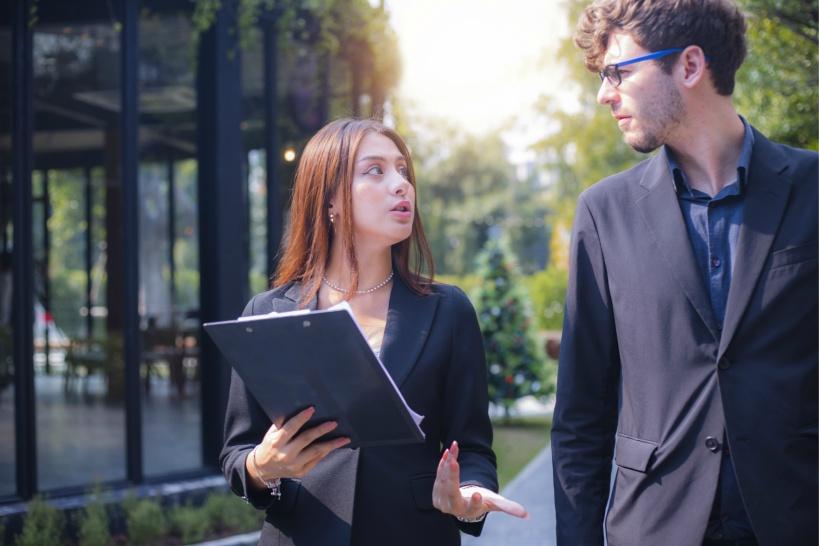 業務委託契約スタッフの同業他社への転職は禁止できない
