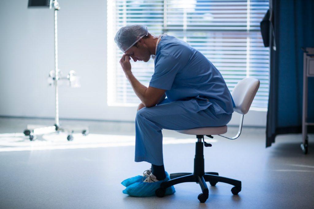 精神科の看護師も多忙な場合が多い