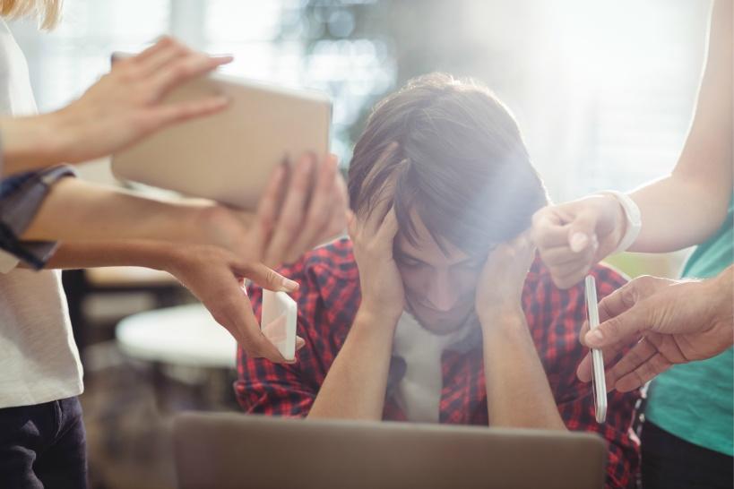 うつ病で仕事に行けない原因は何?実はこれが一番重要な要素