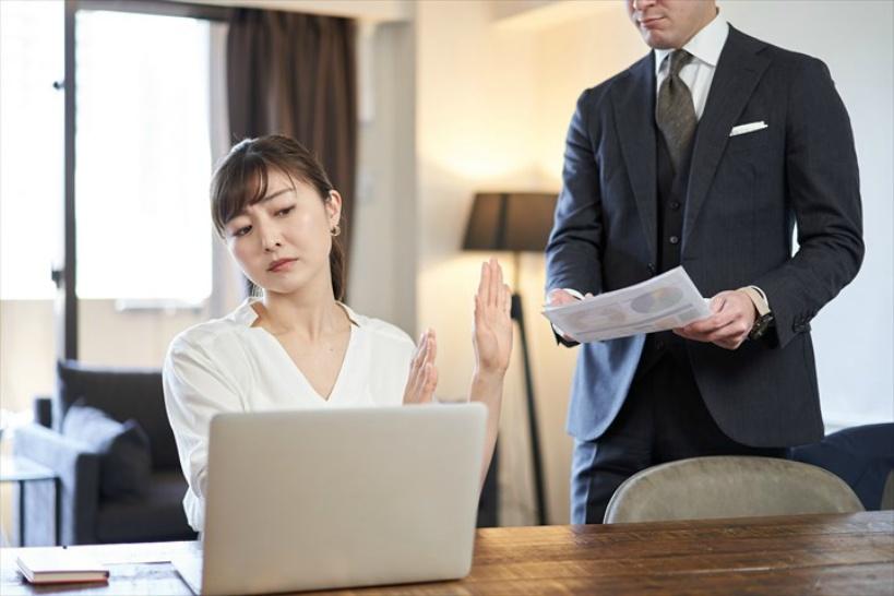 「上司にパワハラされて退職できない」が実は一番多い